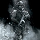 Call Of Duty MW Trooper Video Game 32x24 Print Poster