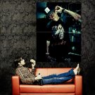 Wiz Khalifa Hip Hop Music Huge 47x35 Print POSTER