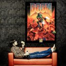 DOOM Original Retro Art Video Game Huge 47x35 Print POSTER