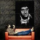 Scarface Tony Montana Portrait Art Painting Huge 47x35 Print Poster