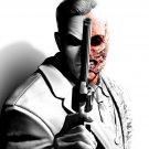 Batman Arkham City Two Face Harvey Dent 16x12 Print POSTER