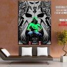 Mf Doom Hip Hop Rap Art Music Huge Giant Print Poster
