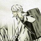 Mushishi Ginko Manga Anime Art 32x24 Print Poster
