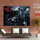 Mad Max Rockatansky Interceptor Mel Gibson Action Movie Huge Giant Poster