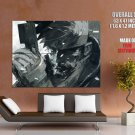 Metal Gear Ashley Wood Game Action Huge Giant Print Poster