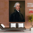 George Washington President Painting HUGE GIANT Print Poster
