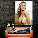 Jordan Carver Sexy Big Tits Hot Model Huge 47x35 Print Poster