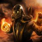 Mortal Kombat 9 Scorpion 32x24 Print Poster