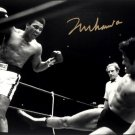 Float Like A Butterfly Sting Like A Bee Muhammad Ali BW 16x12 POSTER