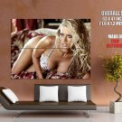 Jenna Jameson Titts Sexy Hot Model Actress HUGE GIANT Print Poster