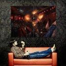 League Of Legends Art Huge 47x35 Print Poster