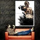 City Of God Movie Art Gun Huge 47x35 Print Poster