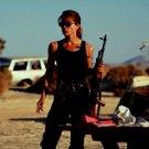 Sarah Connor Terminator 2 Judgment Day Linda Hamilton 32x24 POSTER