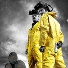 Breaking Bad Yellow Hazmat Suits TV Show 24x18 Print POSTER