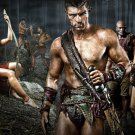 Spartacus TV Series Cast Characters 16x12 Print Poster