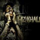 Wiz Khalifa Hip Hop Music 32x24 Print Poster
