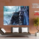 World Of Warcraft Wo W Arthas Art Huge Giant Print Poster