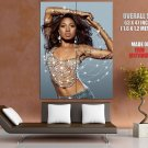 Allyson Felix Hot Sexy Sport Huge Giant Print Poster