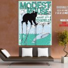 Modest Mouse Indie Rock Music Art HUGE GIANT Print Poster