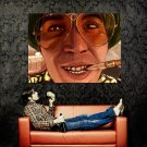 Fear And Loathing In Las Vegas Close Face Art Huge 47x35 POSTER