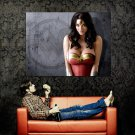 Alice Goodwin Wonder Woman Hot Model Huge 47x35 Print Poster