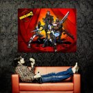 Borderlands 2 Characters Video Game Huge 47x35 Print Poster