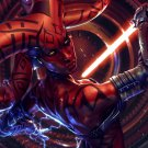 Star Wars Darth Talon Twi Lek Art 16x12 Print POSTER