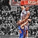 Blake Griffin Monster Dunk Mozgov NBA 16x12 Print POSTER