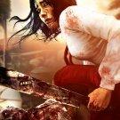 Dead Island Asian Girl Machete Art Video Game 24x18 Print POSTER