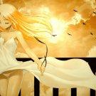 Fresh Loli Girl Tiny Panties Anime 24x18 Print Poster