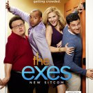The Exes Characters Cast TV Series 32x24 Print Poster