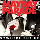 Mayday Parade Anywhere But Here Art 32x24 Print Poster