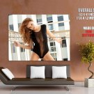 Leanna Decker Sexy Babe Hot Model HUGE GIANT Print Poster