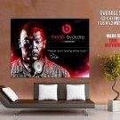 Beats By Dr Dre Gangsta Rap Music Huge Giant Print Poster