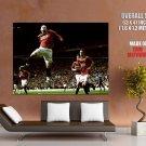 Wayne Rooney Manchester United Huge Giant Print Poster