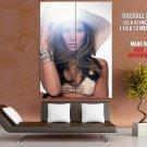 Actress Jennifer Lopez Ice Age Continental Drift Huge Giant Print Poster
