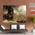 Mechwarrior Online Battletech Dead Atlas HUGE GIANT Print Poster