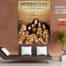 Army Wives Cast Characters TV Series HUGE GIANT Print Poster