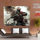 Call Of Duty Black Ops 2 Game Art HUGE GIANT Print Poster