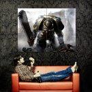 Warhammer 40000 Space Marine 40K Video Game Art Huge 47x35 Print POSTER