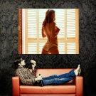 Hot Babe Topless Girl Sexy Butt Ass Huge 47x35 Print POSTER
