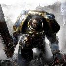 Warhammer 40000 Space Marine 40K Video Game Art 32x24 Print POSTER