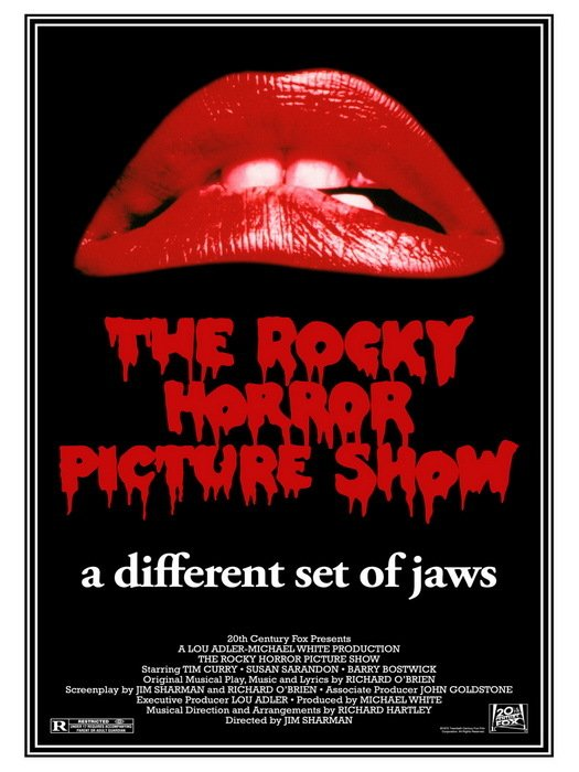 The Rocky Horror Picture Show Movie 32x24 Print POSTER