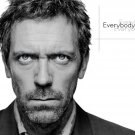 House M D Hugh Laurie Gregory House 32x24 Print POSTER