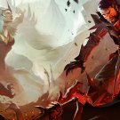 Dragon Age 3 Inquisition Art Video Game 32x24 Print Poster
