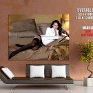 Megan Fox Hot Stocking Sexy Actress Huge Giant Print Poster