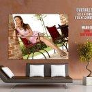 Hot Girl Sexy Legs Upskirt Huge Giant Print Poster