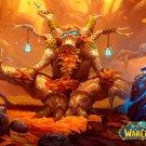 World Of Warcraft Druid Art 16x12 Print POSTER
