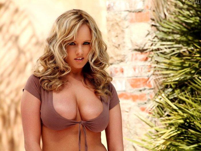Britany Bod Hot Big Boobs Titts Breasts 16x12 Print POSTER