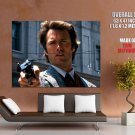 Do You Feel Lucky Punk Dirty Clint Eastwood Movie Huge Giant Print Poster
